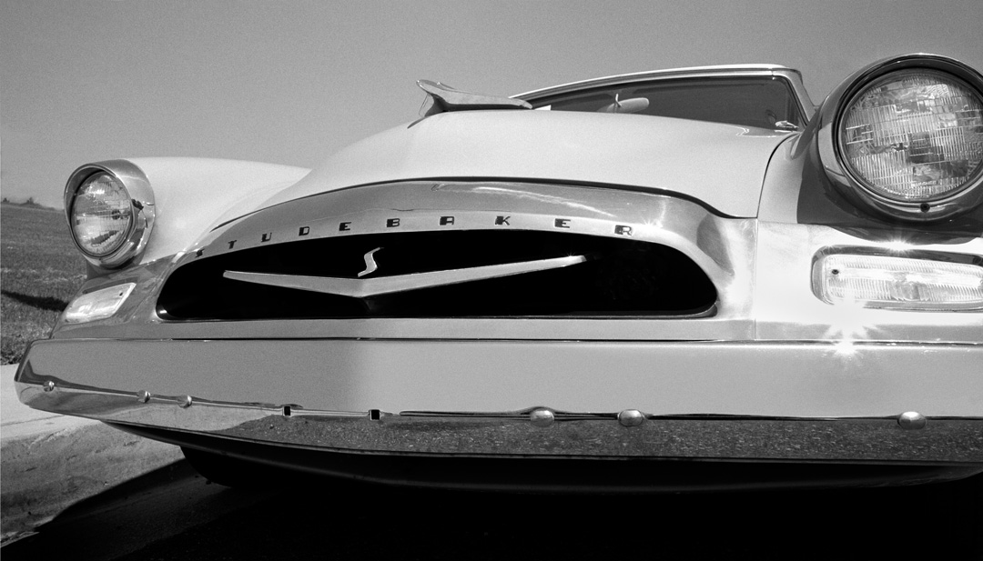 1955 Studebaker Coupe